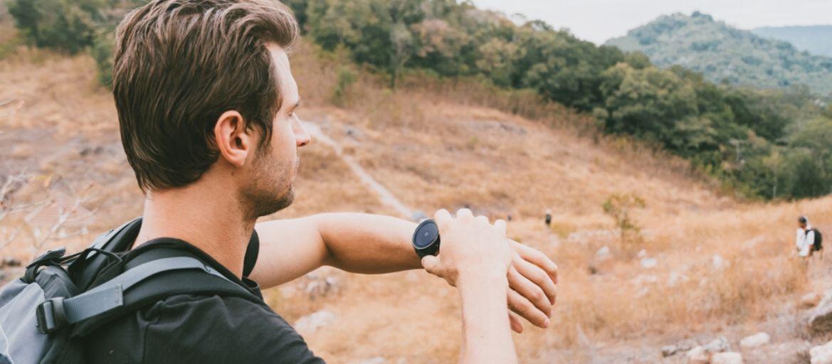 smartwatch με gps