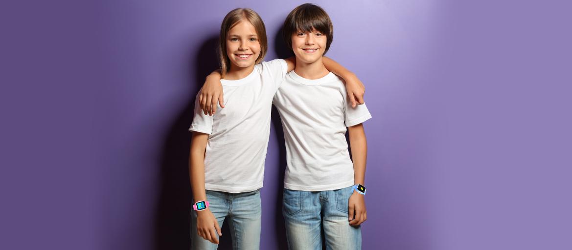 smartwatch για παιδιά